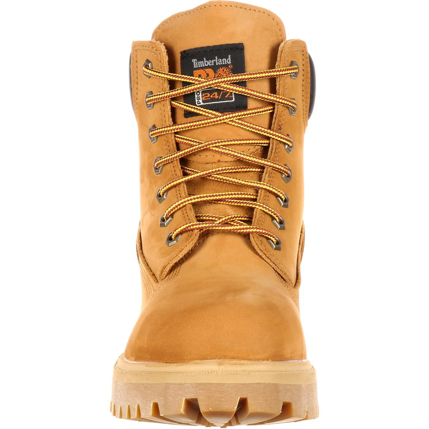 7c76644b Loading zoom. Timberland PRO Direct Attach Steel Toe Waterproof 200g  Insulated Work Boot, , small. Timberland ...