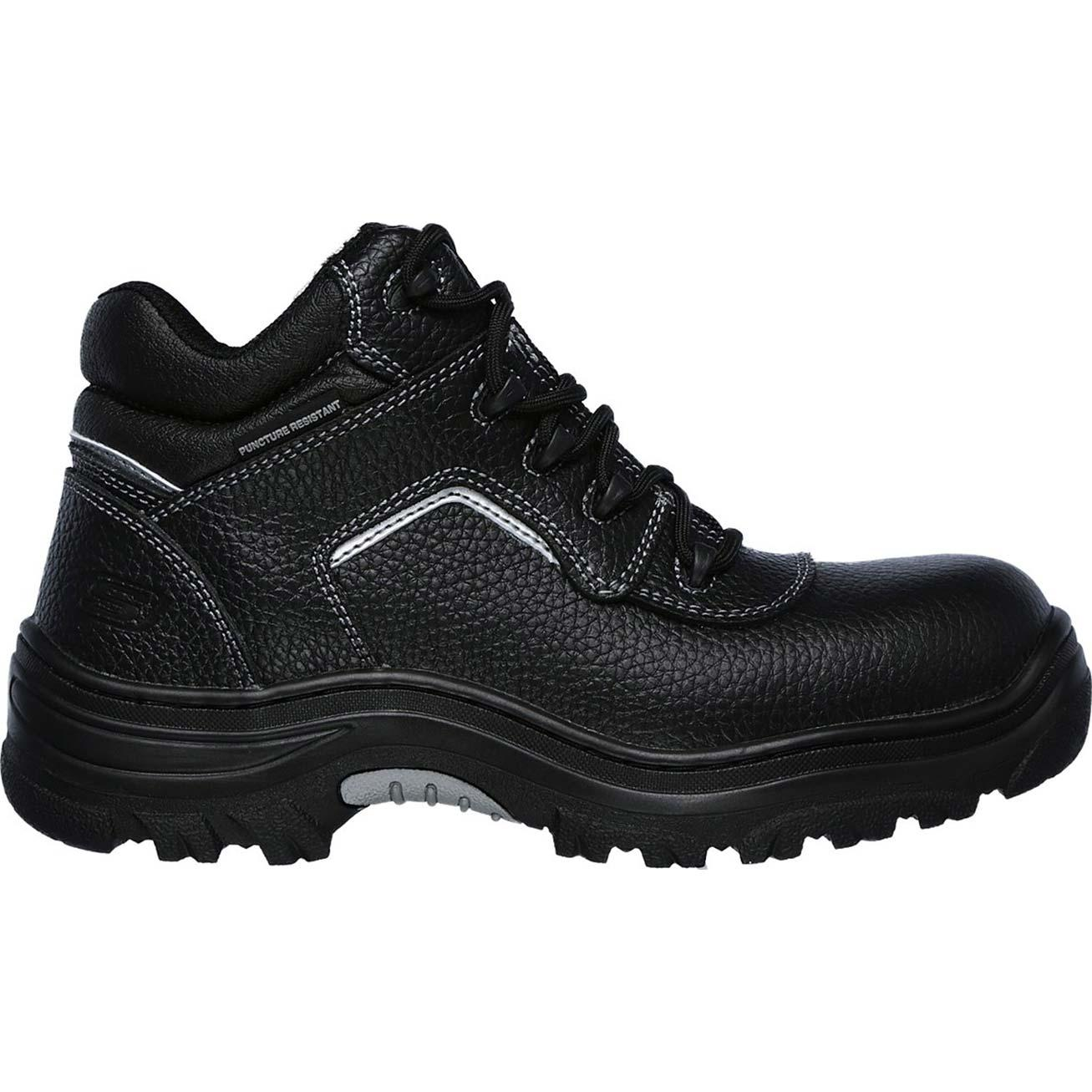 076f5e6bfe2 SKECHERS Work Burgin Sosder Composite Toe Puncture-Resistant Work Boot