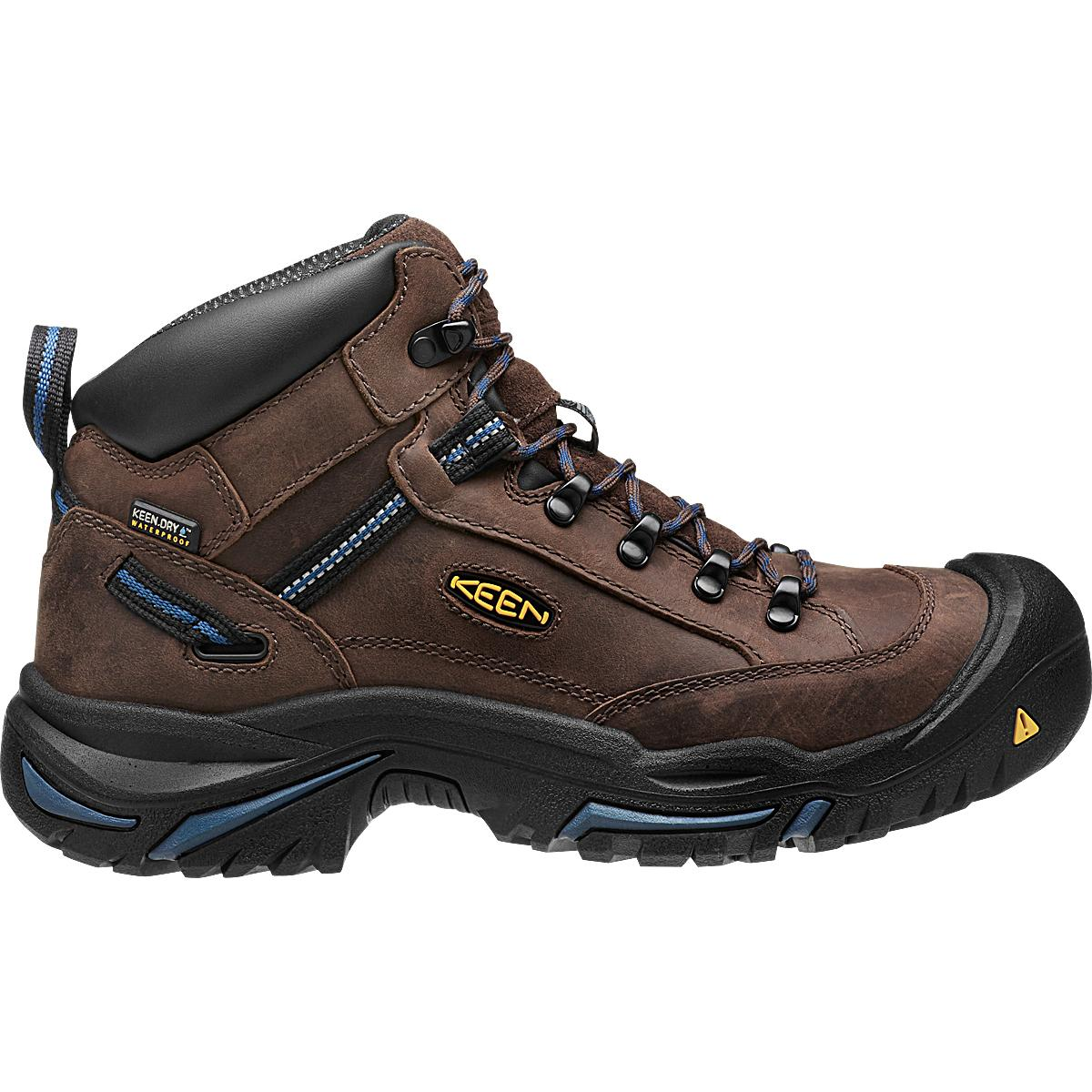 Keen Braddock Steel Toe Waterproof Hiker, K1012771