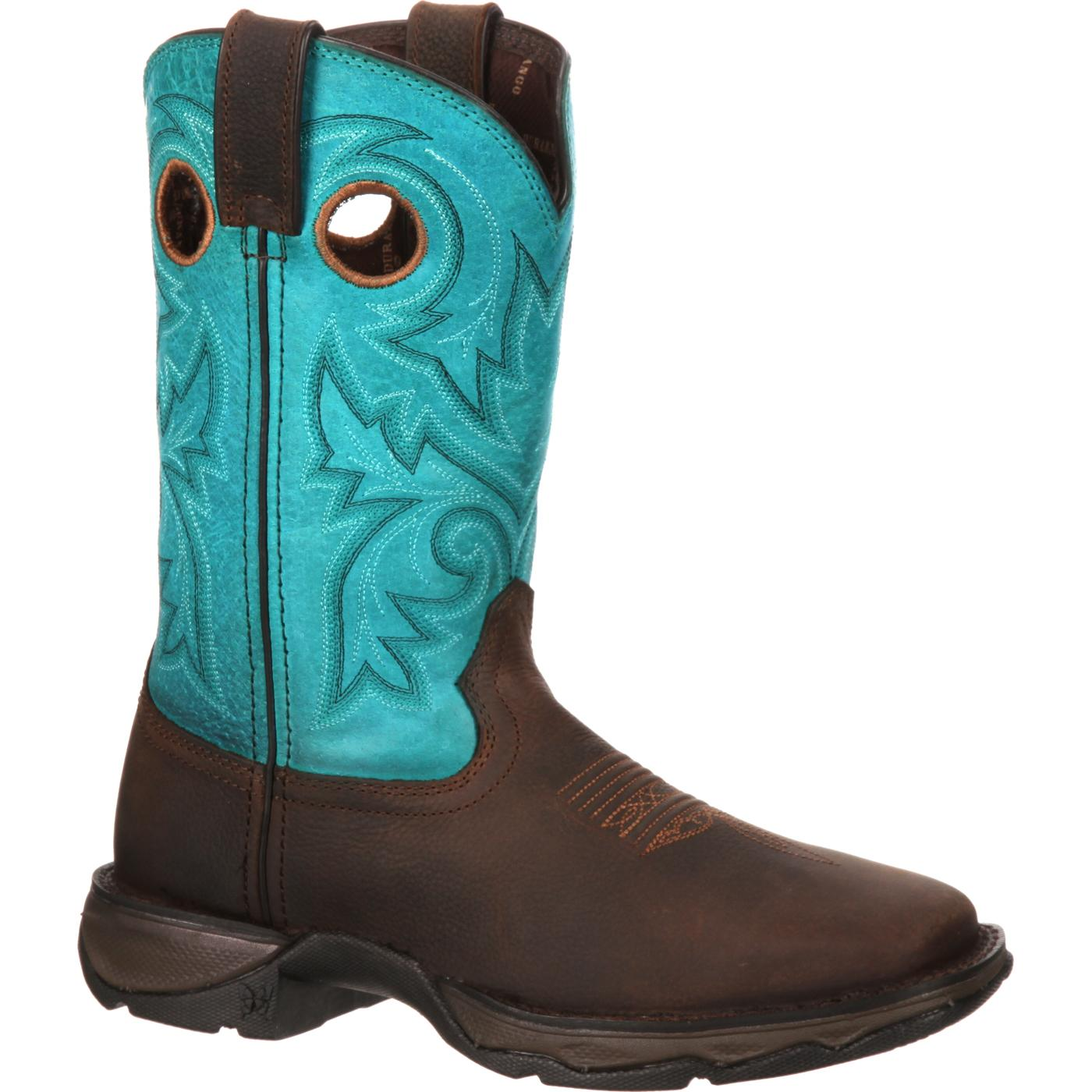 1192e70b841 Lady Rebel by Durango Women's Steel Toe Western Boot