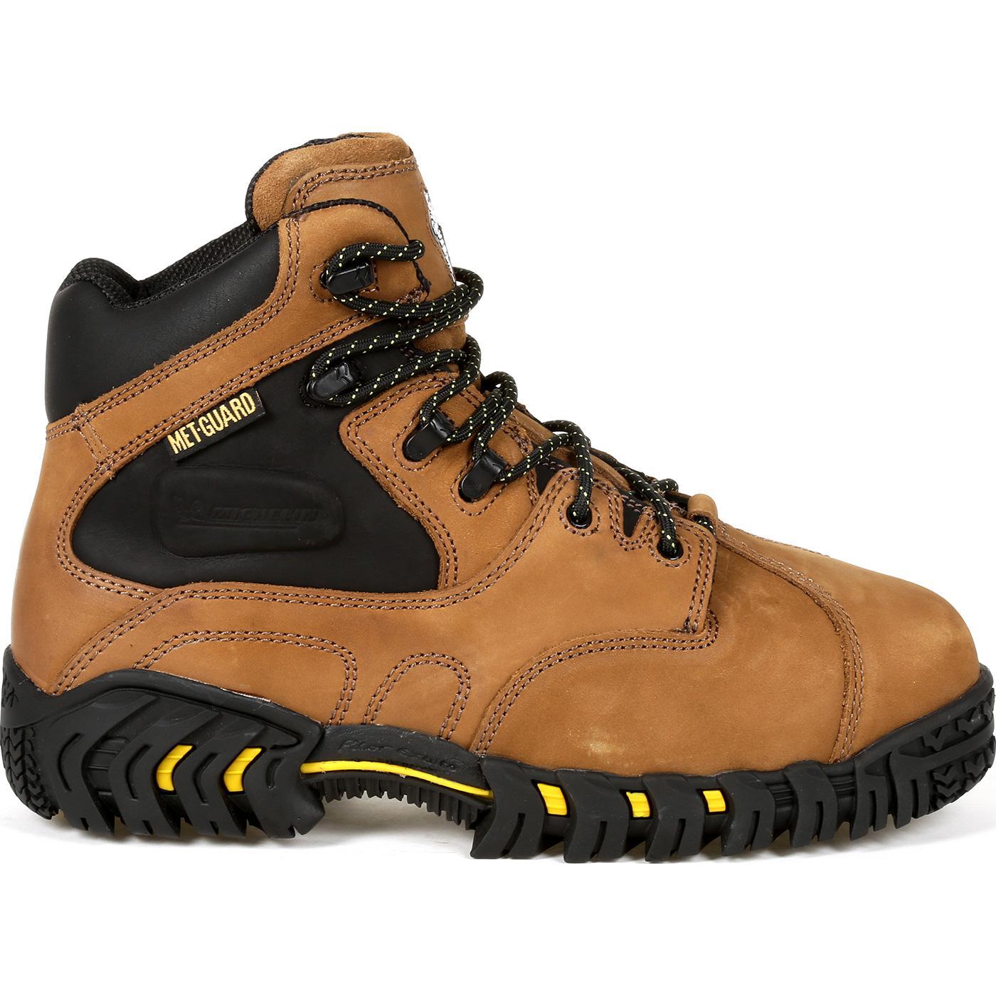 6b7942afbed0fd Michelin® Men's Metatarsal Guard Steel Toe Work Boot - XPX763