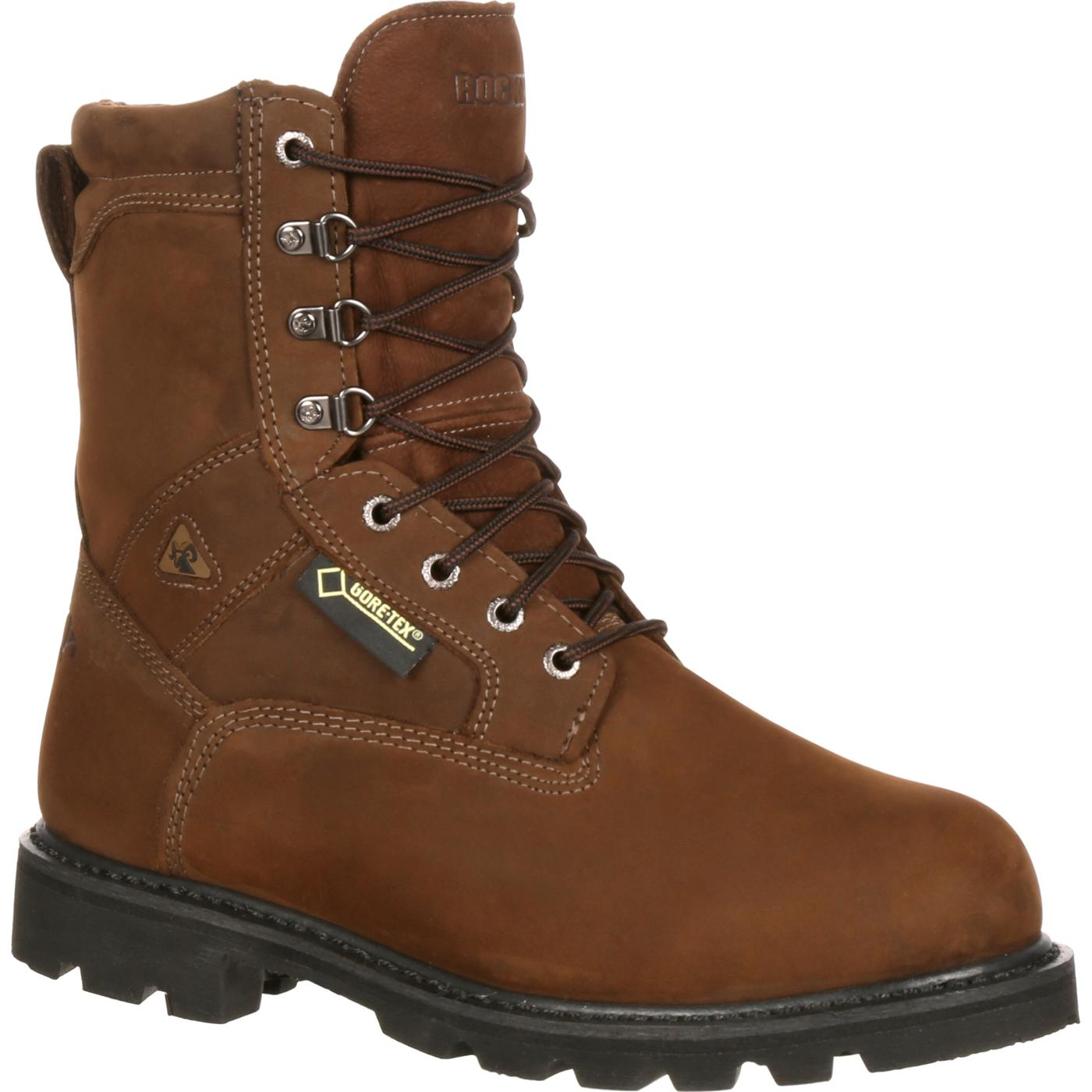 6223 Rocky Ranger Steel Toe Insulated Gore Tex 174 Work Boots