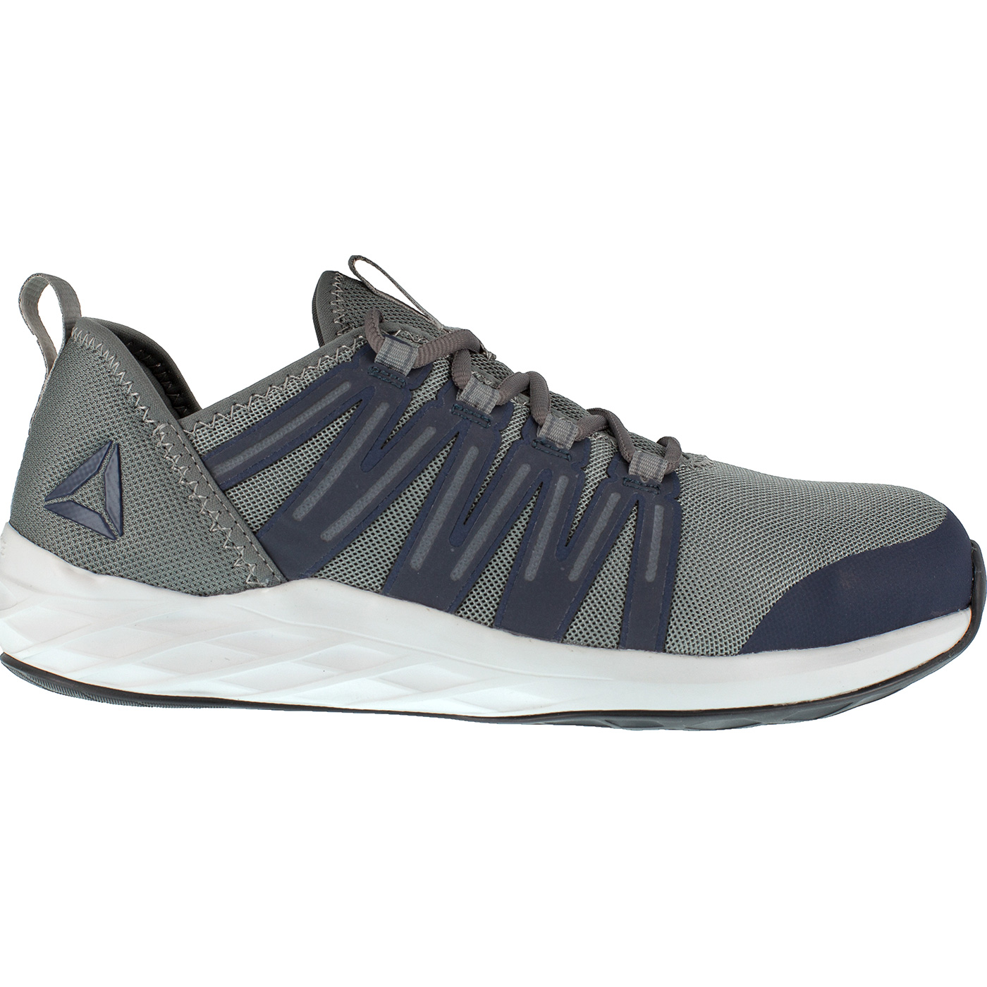 Loading zoom. Reebok Astroride Work Men s Steel Toe Static-Dissipative  Athletic Oxford Shoe 6257d8d25