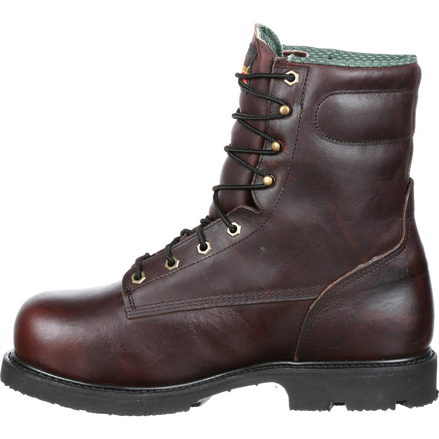 Lehigh Safety Shoes Steel Toe Metatarsal Work Boots