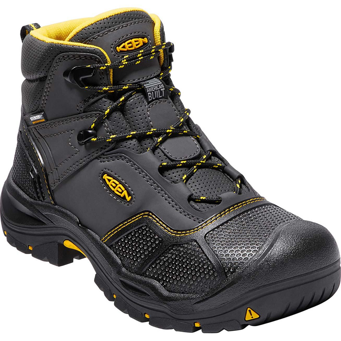 e4b26a45a90 Keen Work Boots Steel Toe - Best Picture Of Boot Imageco.Org
