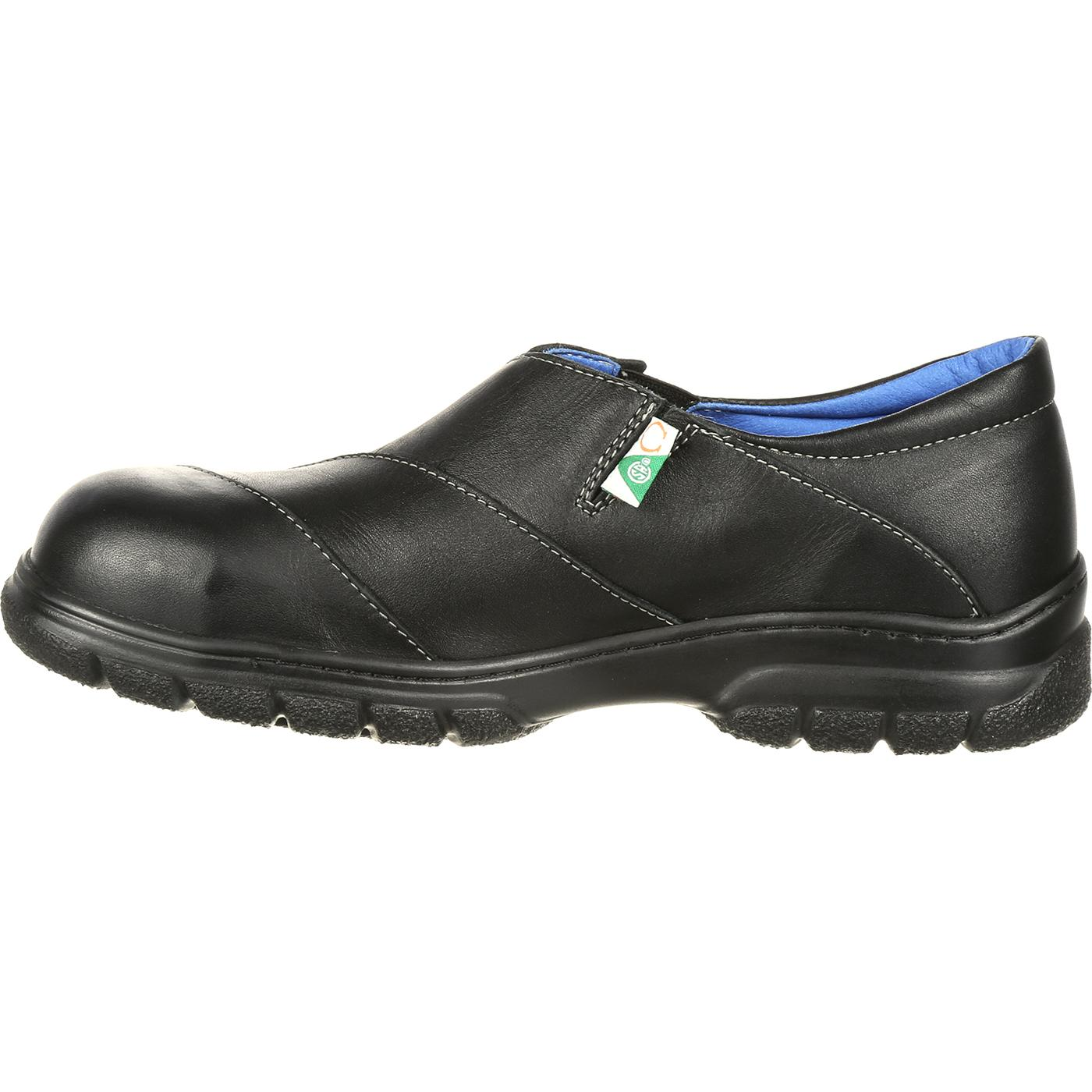 Csa Approved Steel Toe Safety Shoes