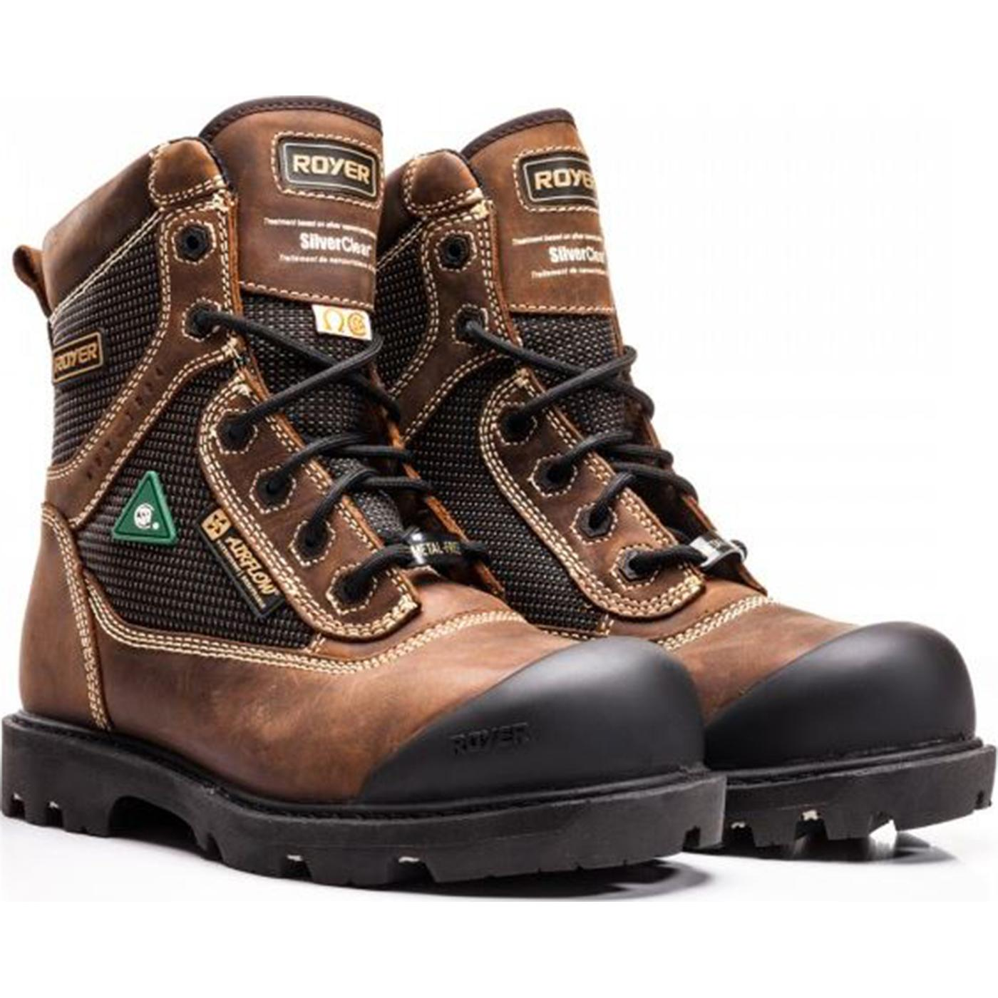 18084cc26f6 Royer Composite Toe CSA Approved Puncture-Resistant Waterproof Work Boot