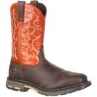 Ariat WorkHog Wide Square Steel Toe Western Boot, , medium