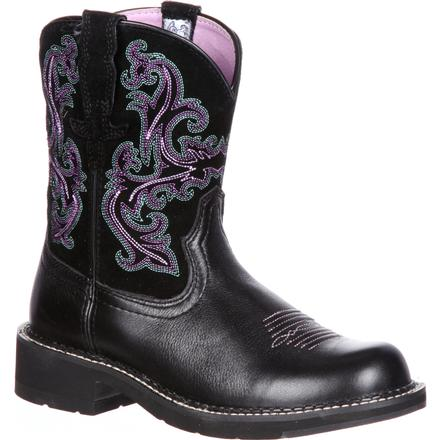 Ariat Women's Fatbaby II Western Boot, , large