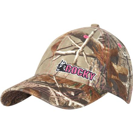 Rocky Women's Camo Hat, , large