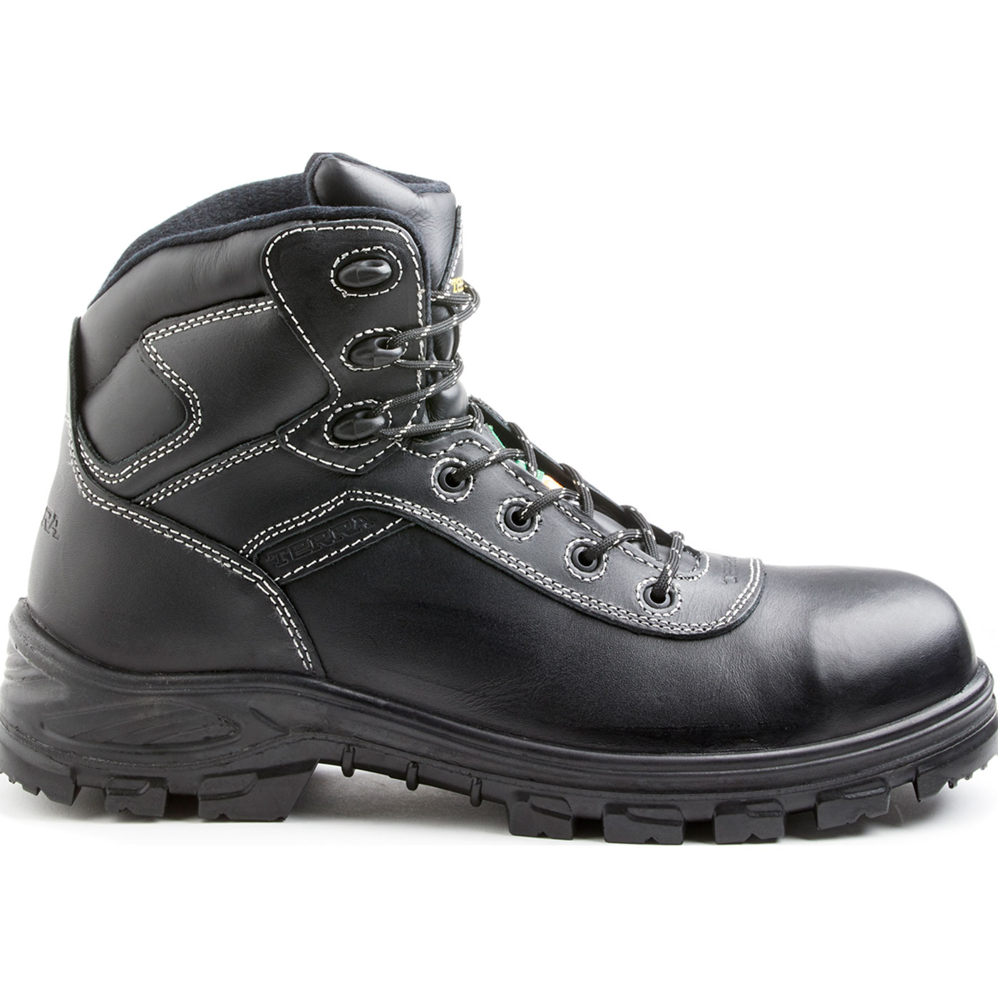ca37e86abb8 Terra Quinton Men's 6 inch Composite Toe CSA-Approved Puncture Resistant  Electrical Hazard Work Boot