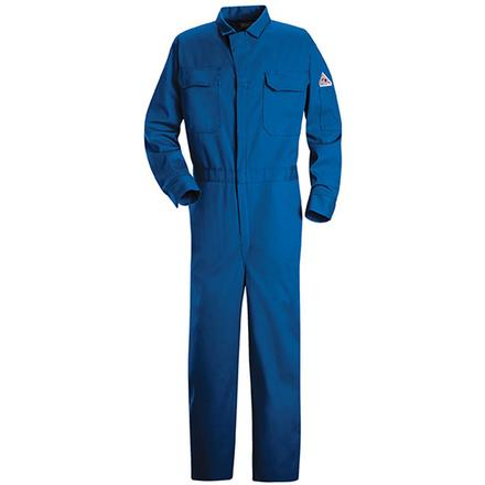 Bulwark Flame Resistant 9 Oz. Deluxe Coverall