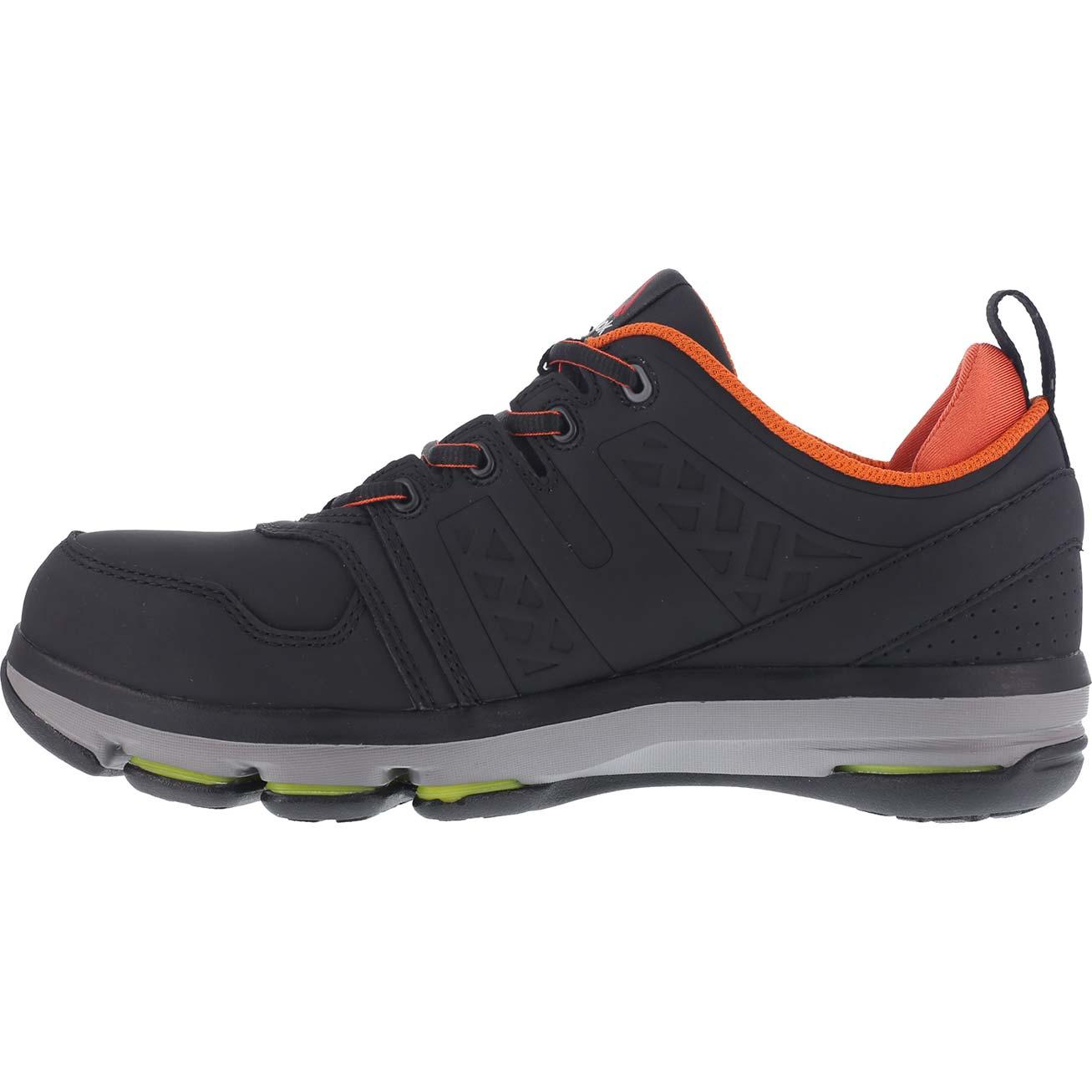 6531e64651eb2b Reebok DMX Flex Work Alloy Toe Work Athletic Shoe