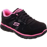 SKECHERS Work Synergy Sandlot Women's Alloy Toe Work Athletic Shoe, , medium
