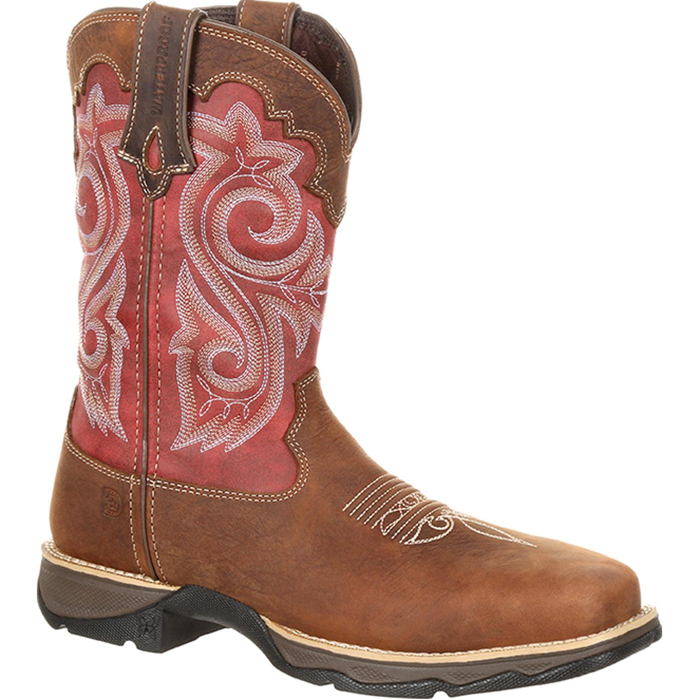 Lady Rebel by Durango Women s Waterproof Composite Toe Western Work  BootLady Rebel by Durango Women s Waterproof Composite Toe Western Work  Boot c3e203e5db