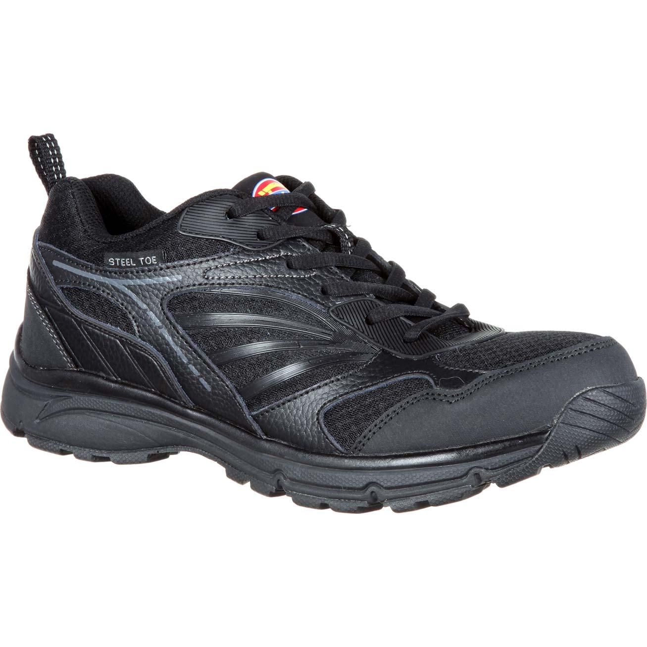 Black Work Shoe Site