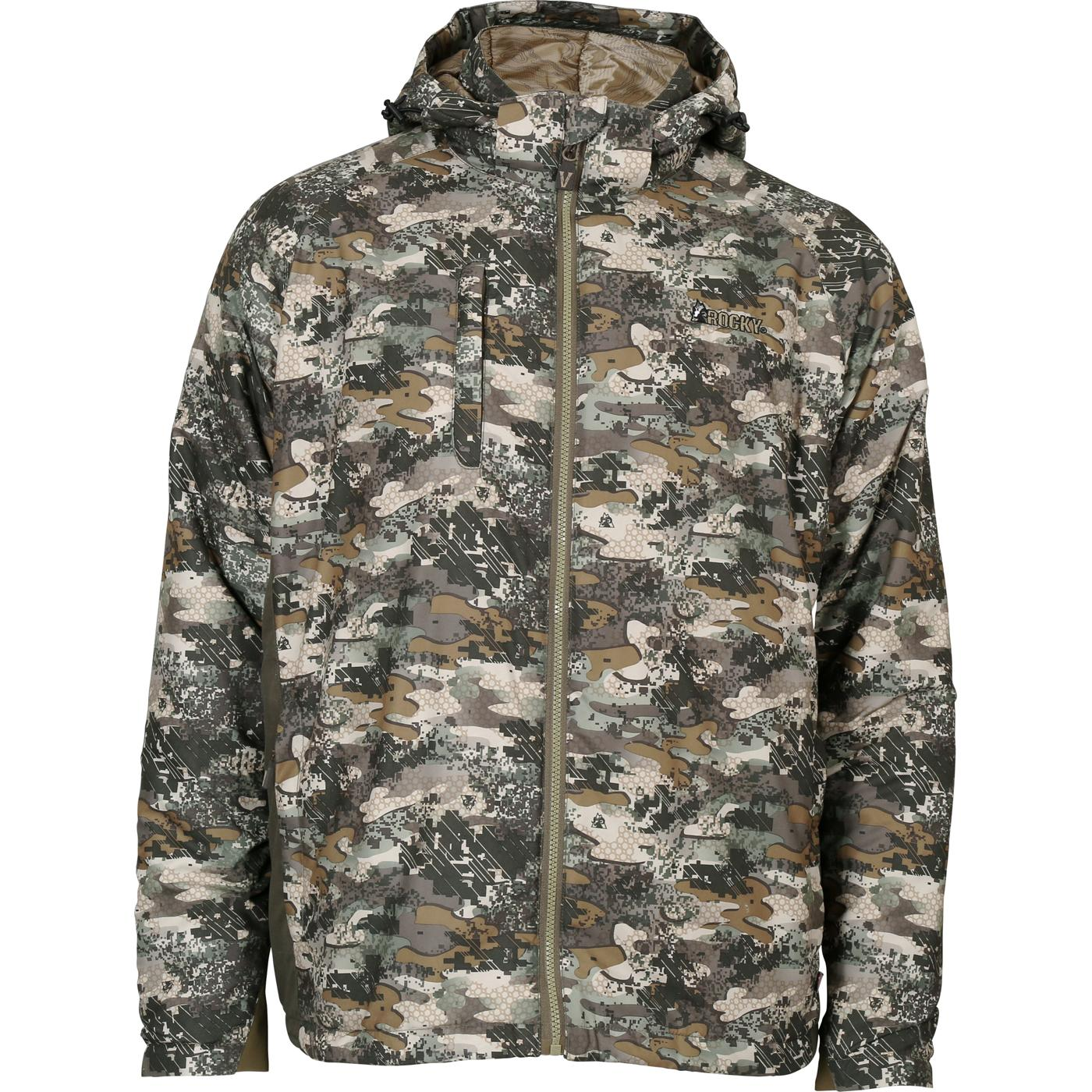 0f9f2755bc992 Rocky Camo Insulated Packable JacketRocky Camo Insulated Packable Jacket,  Rocky Venator Camo
