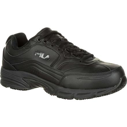 b79210f21a Fila Memory Workshift Steel Toe Slip-Resistant Work Athletic Shoe