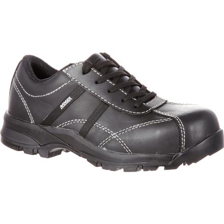 Avenger Women's Composite Toe Work Oxford