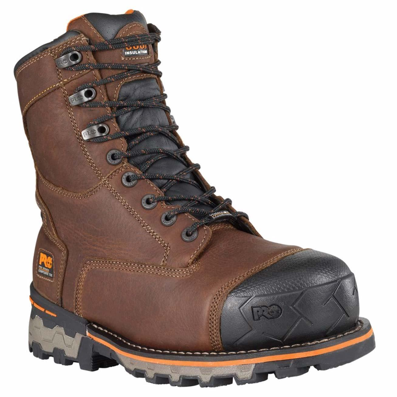64bada2672a Timberland PRO Boondock Composite Toe Waterproof Insulated Work Boot