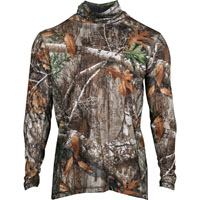 Rocky Camo Storm Hoodie, Realtree Edge, medium