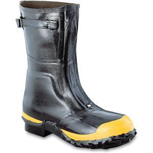 Rubber Lineman S Zip Steel Toe Insulated Pac Boot By