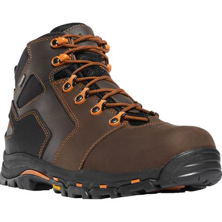 Danner Vicious Men's 4.5 inch Composite Toe Electrical Hazard Waterproof Work Hiker