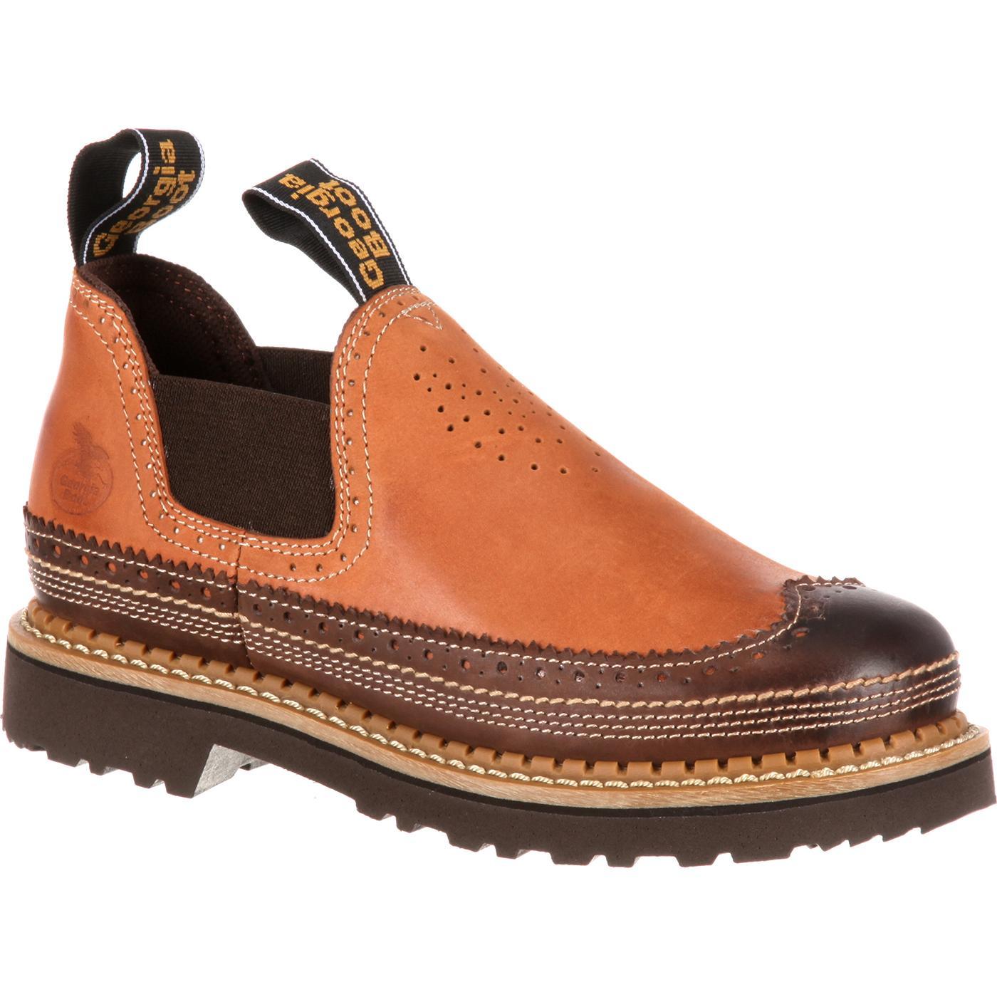 641df8f48e1 Georgia Giant Women's Romeo Work Shoe