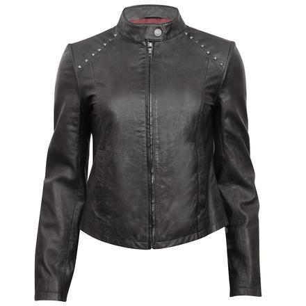 Durango Leather Company Women's Belle Starr Studded Jacket, , large