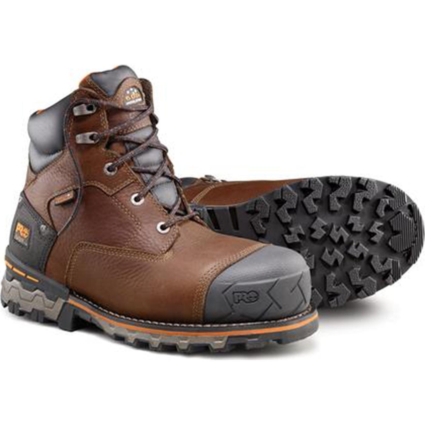 d39583d4d4b Timberland PRO Boondock Composite Toe Waterproof Insulated Work Boot