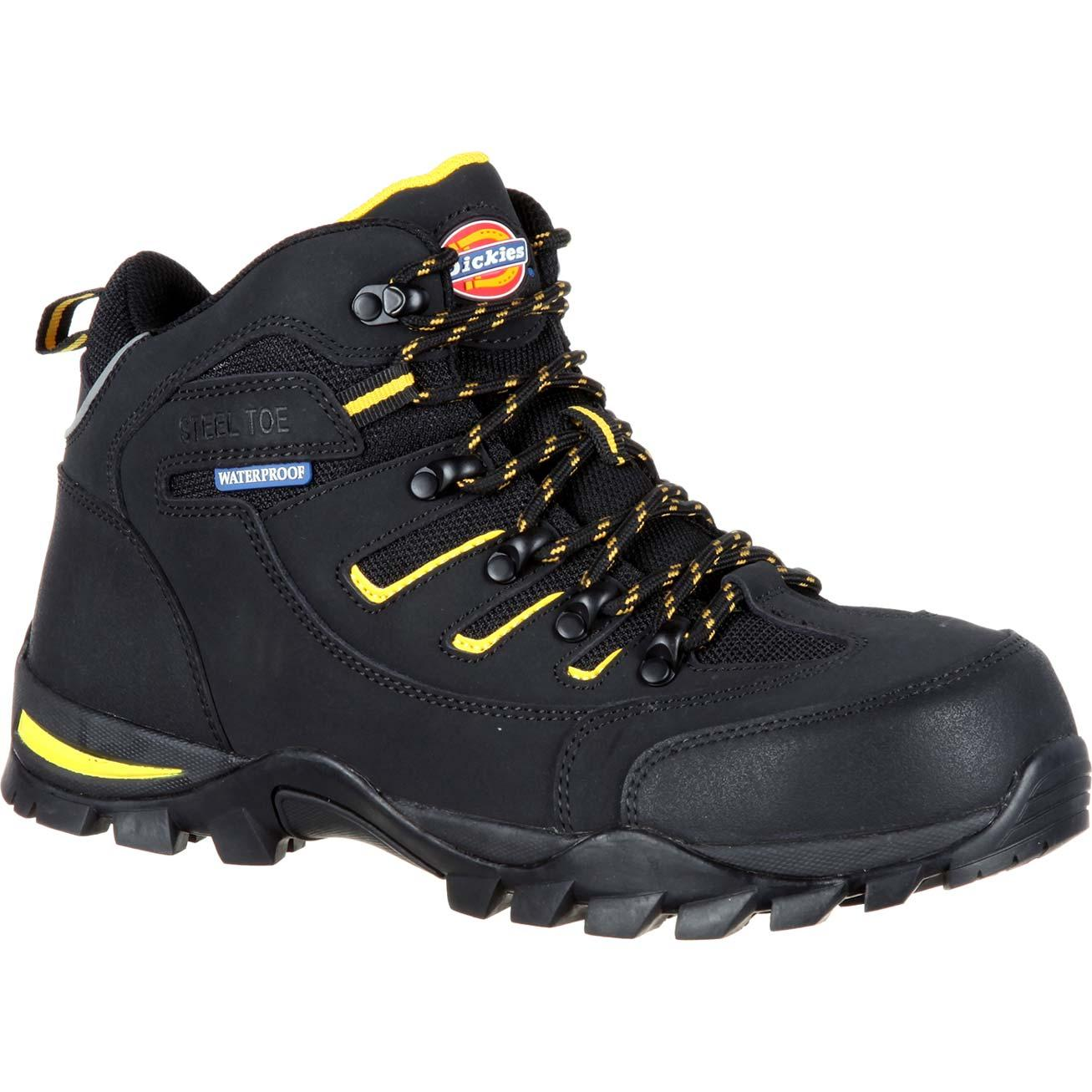 DICKIES Men's Sierra Steel Toe Waterproof Hiker Work Boots buy cheap deals buy cheap geniue stockist where to buy outlet big discount free shipping largest supplier uvAl8v2