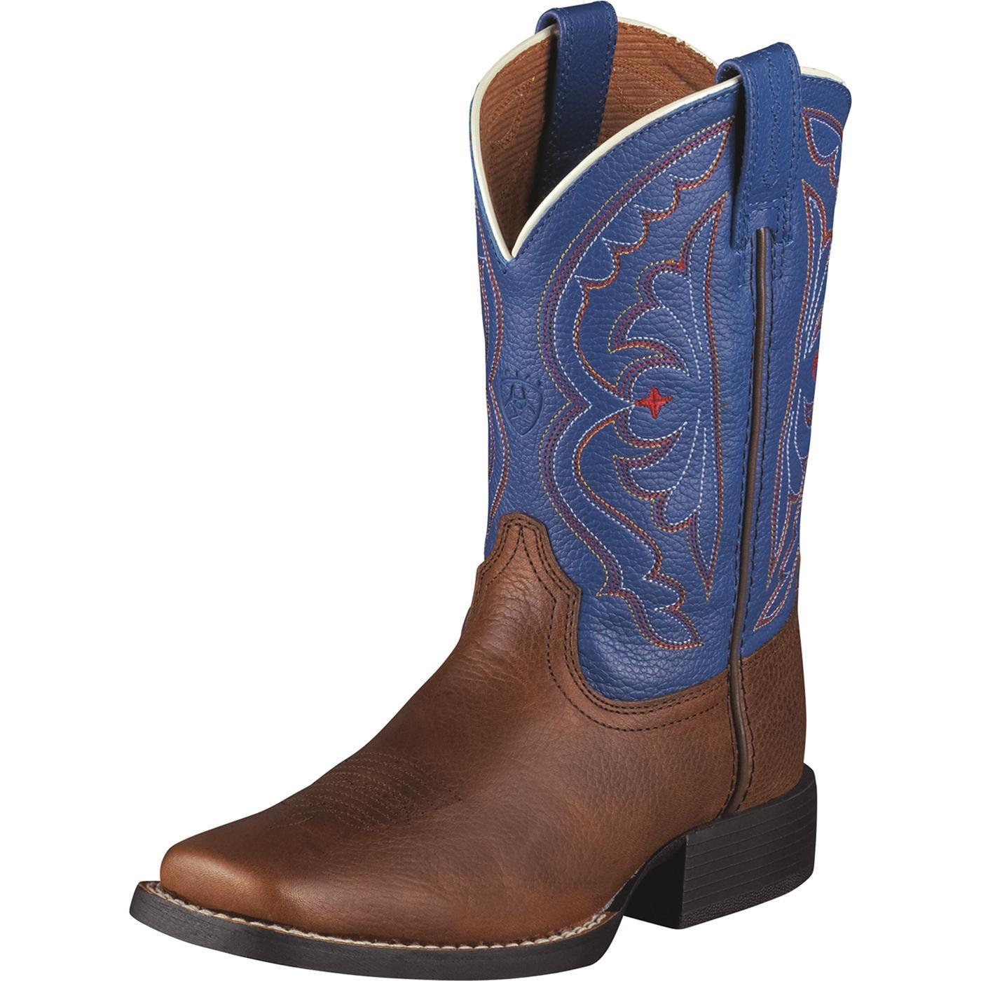 9163233d8f7 Ariat Quickdraw Kids' Western Boot