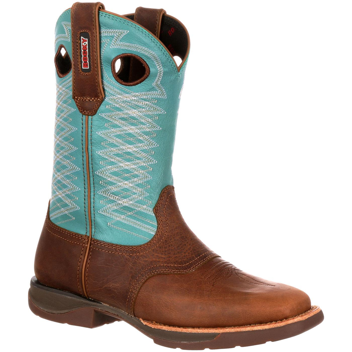 db26facaf45 Rocky LT Women's Saddle Western Boot