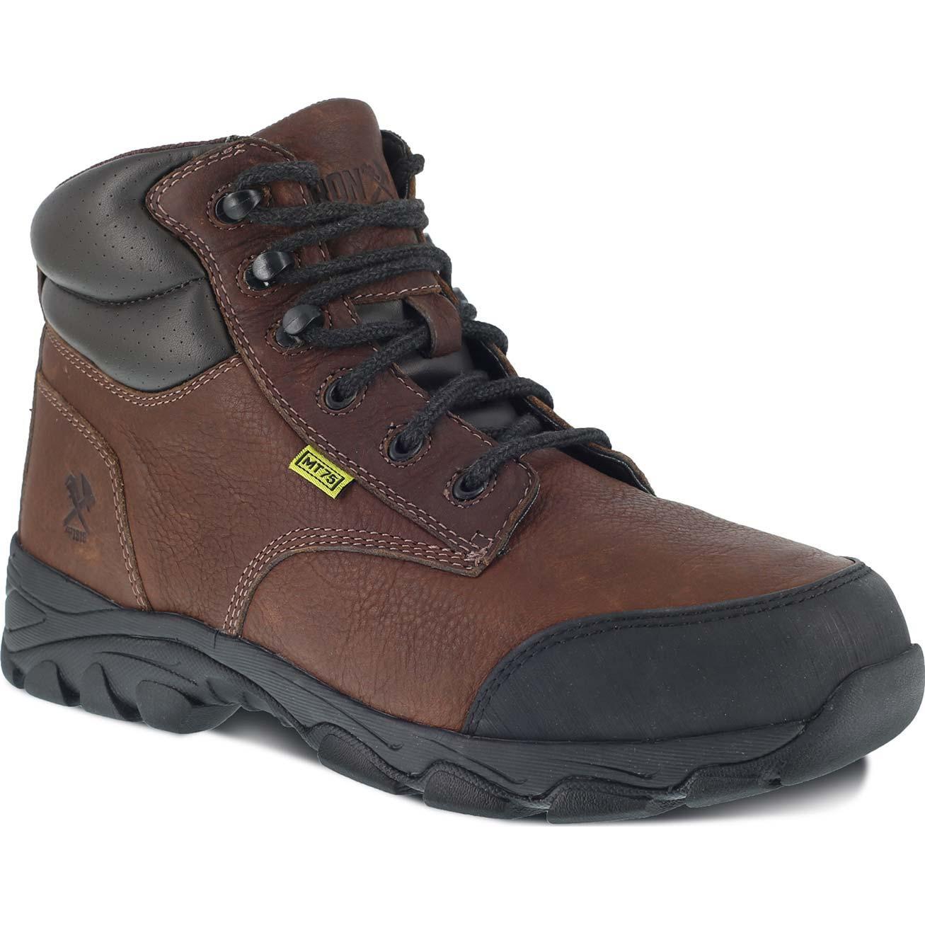 62e00a39dab Iron Age Galvanizer Steel Toe Internal Met Guard Work Boot