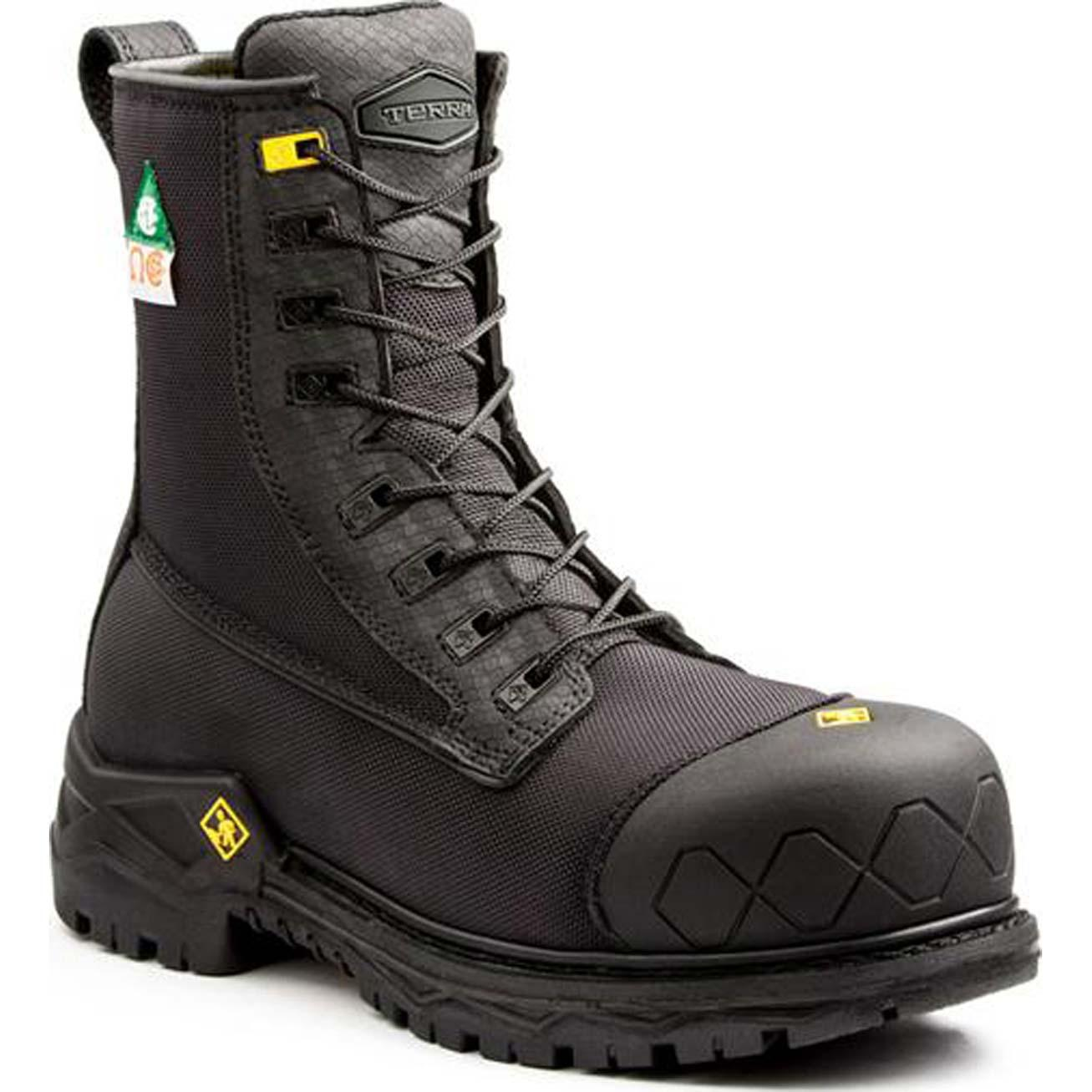 popular design select for best latest collection Terra Spearhead Composite Toe CSA-Approved Puncture-Resistant Waterproof  200g Insulated Work Boot