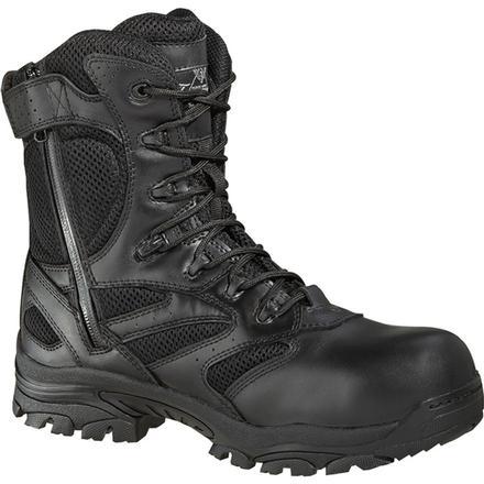 20e53eb6229 Thorogood The Deuce Unisex Composite Toe Waterproof Side Zip Duty Boot