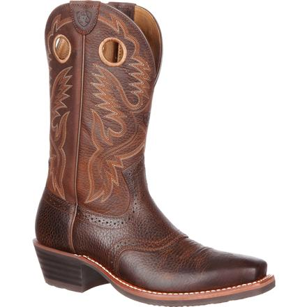 Ariat Heritage Roughstock Western Boot, , large