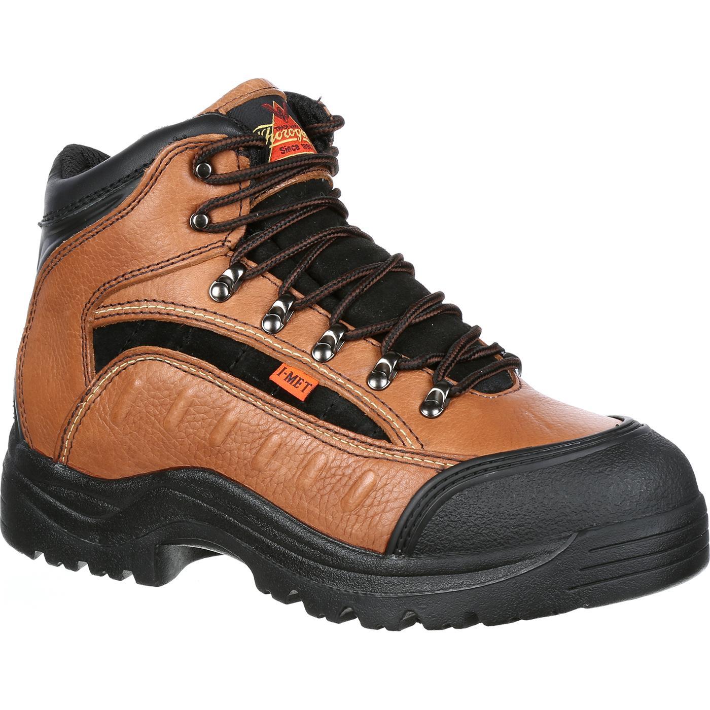 687352532bf Thorogood I-MET2 Internal Met Guard Work Hike Boot