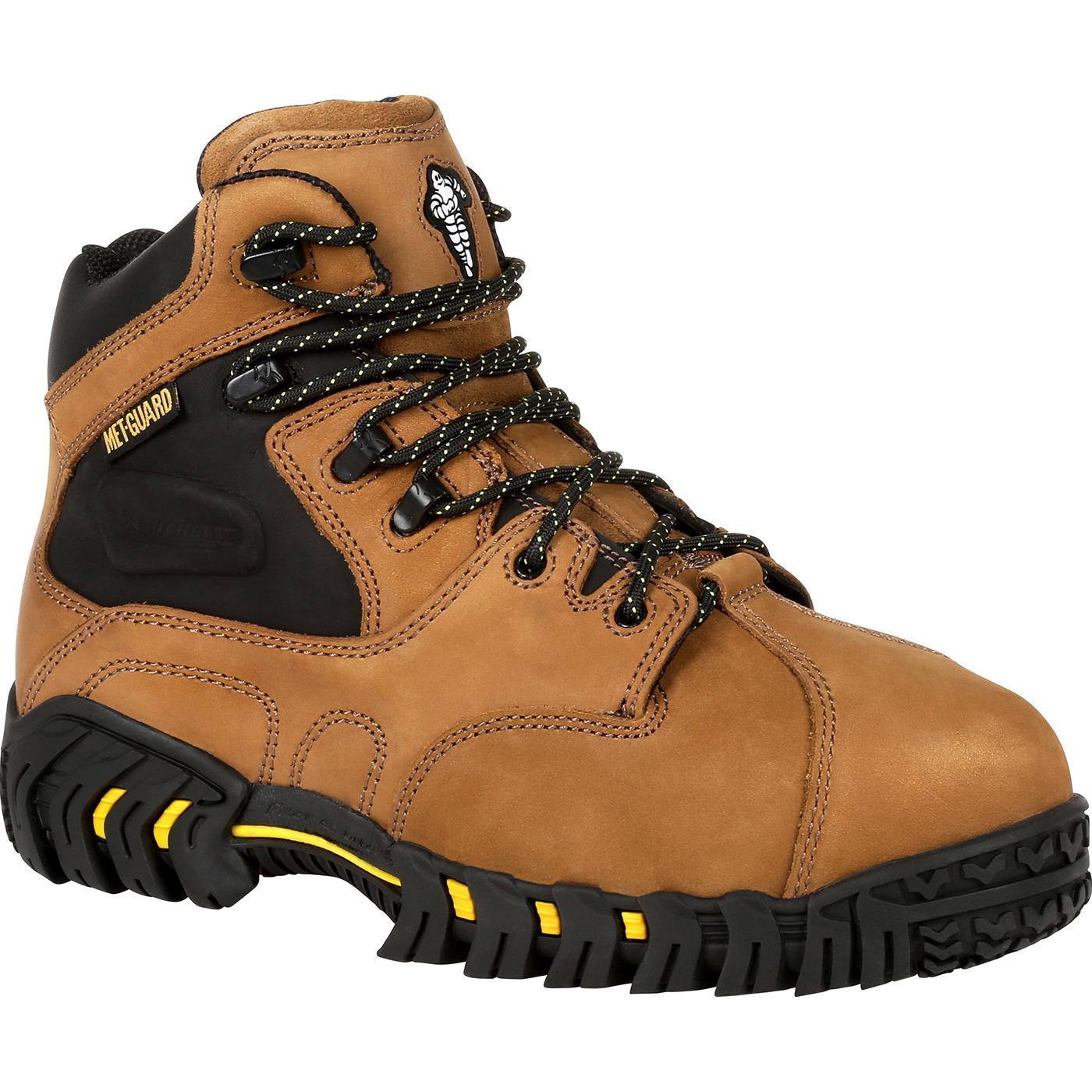 6bb66c081f827c Michelin® Steel Toe Internal Met Guard Work BootMichelin® Steel Toe  Internal Met Guard Work Boot,