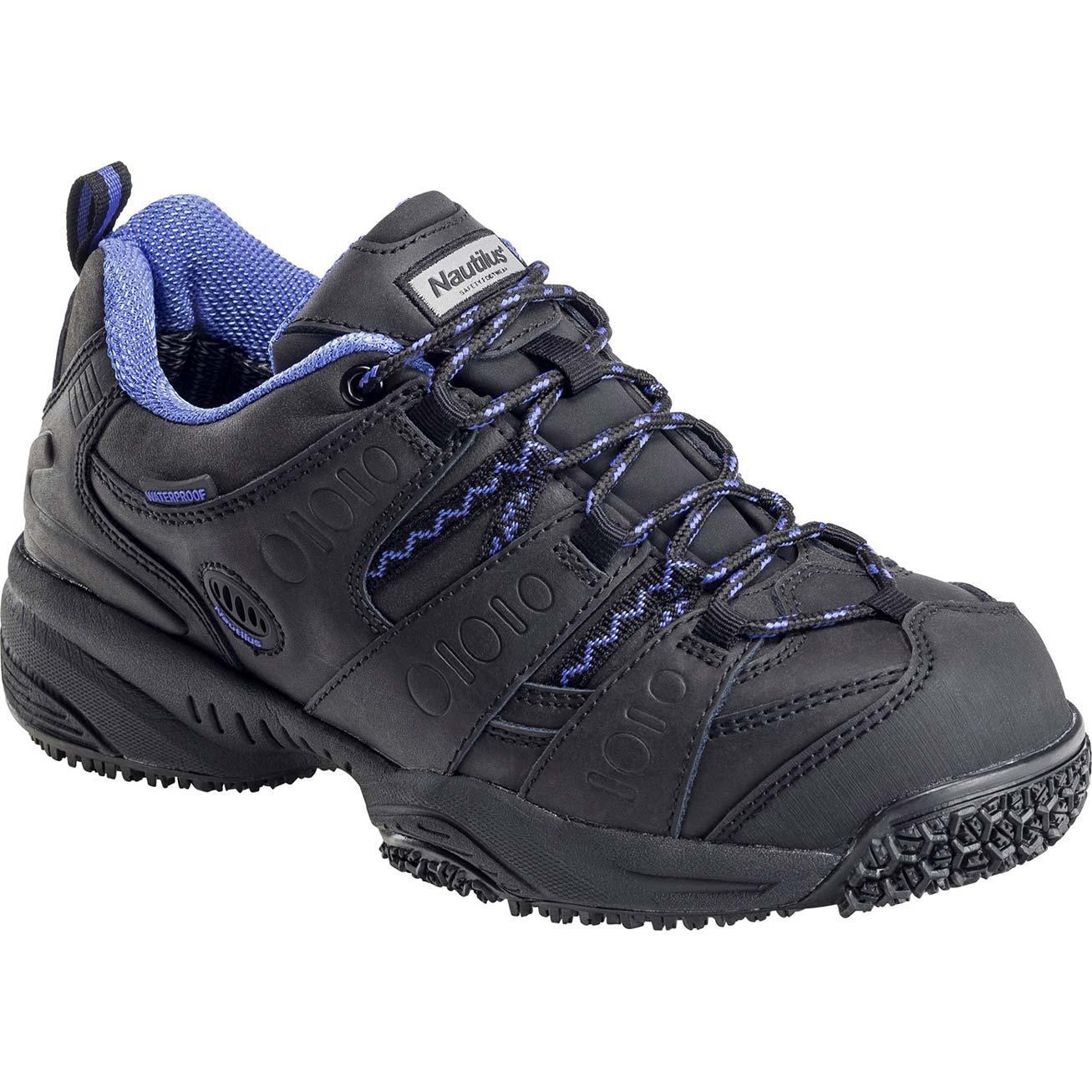 Nautilus Women S Composite Toe Slip Resistant Waterproof