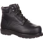 Lehigh Safety Shoes Unisex Steel Toe Met Guard Waterproof Work Boot, , medium