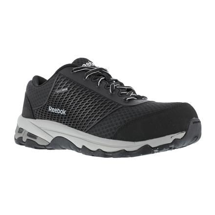 Reebok Heckler Composite Toe Static-Dissipative Work Athletic Shoe