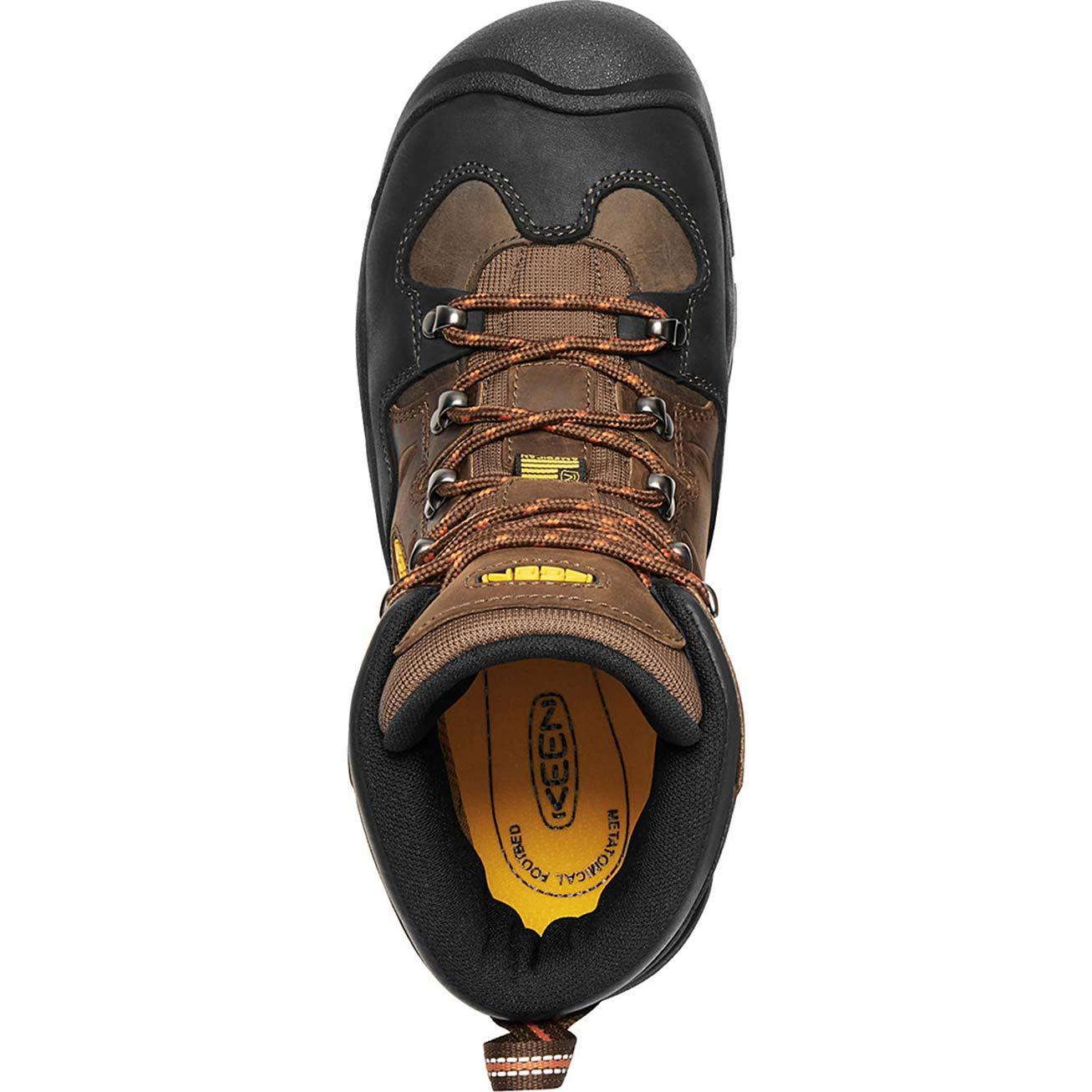 406aacfa649 KEEN Utility® Coburg Steel Toe Waterproof Work Boot