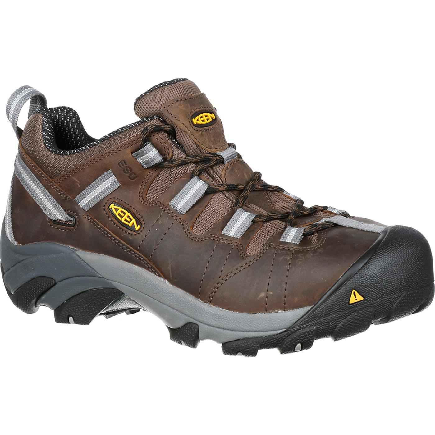 d6098108bc KEEN Utility® Detroit Steel Toe Static-Dissipative Work Athletic ShoeKEEN  Utility® Detroit Steel Toe Static-Dissipative Work Athletic Shoe