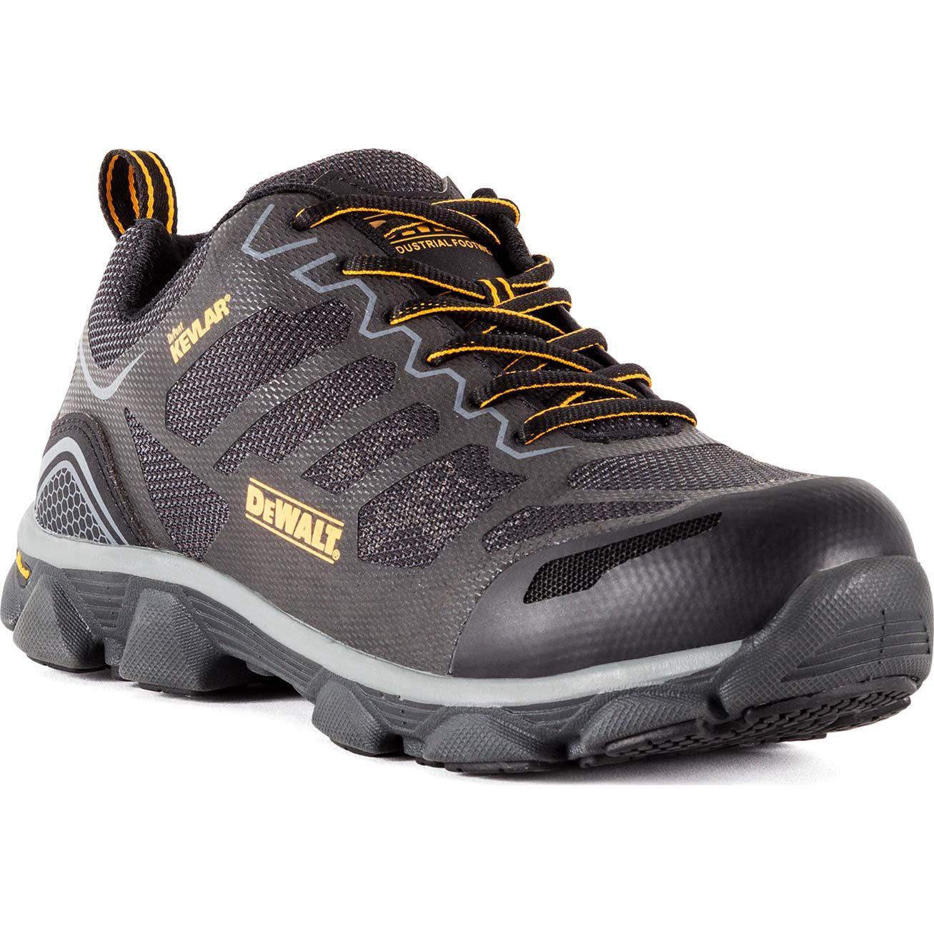 9296a3076ed DEWALT® Crossfire Low Kevlar Aluminum Toe Work Athletic Shoe