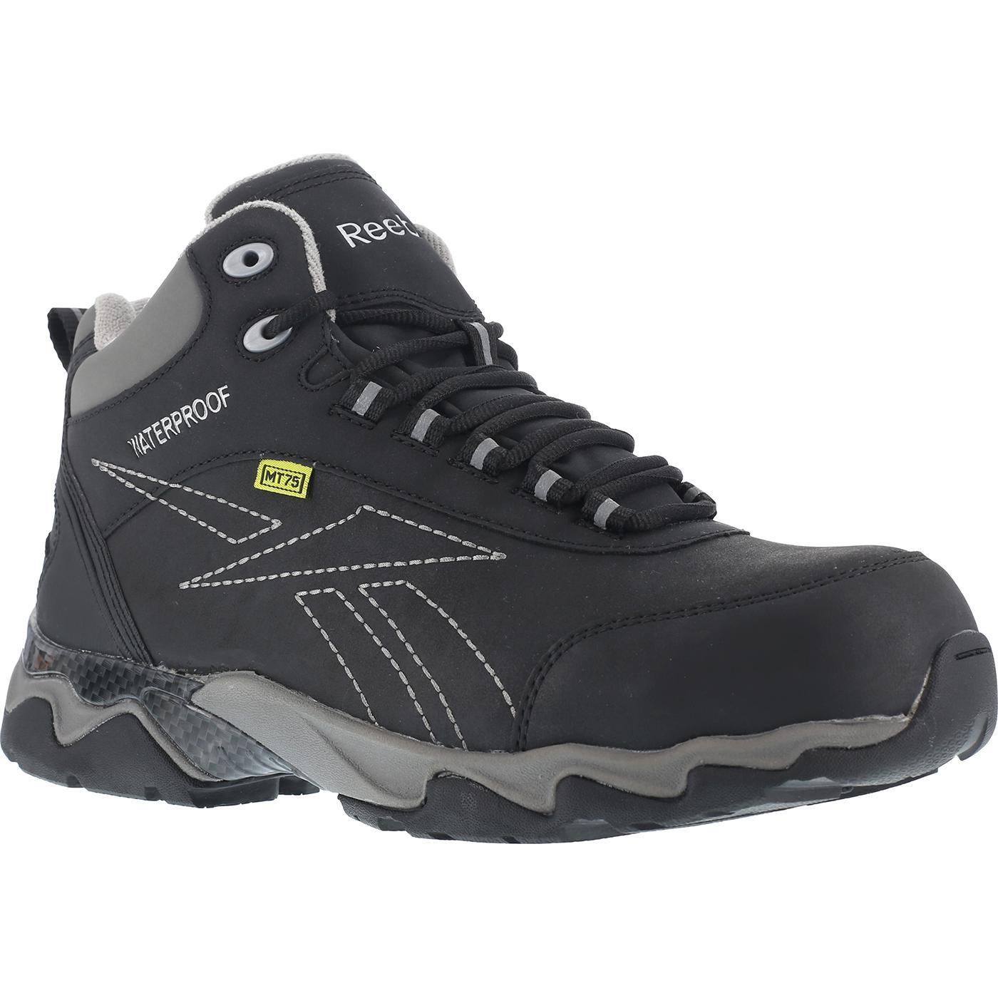 49d4e8614daeb Reebok Beamer Women's Composite Toe Internal Met Guard Waterproof Work Hiker