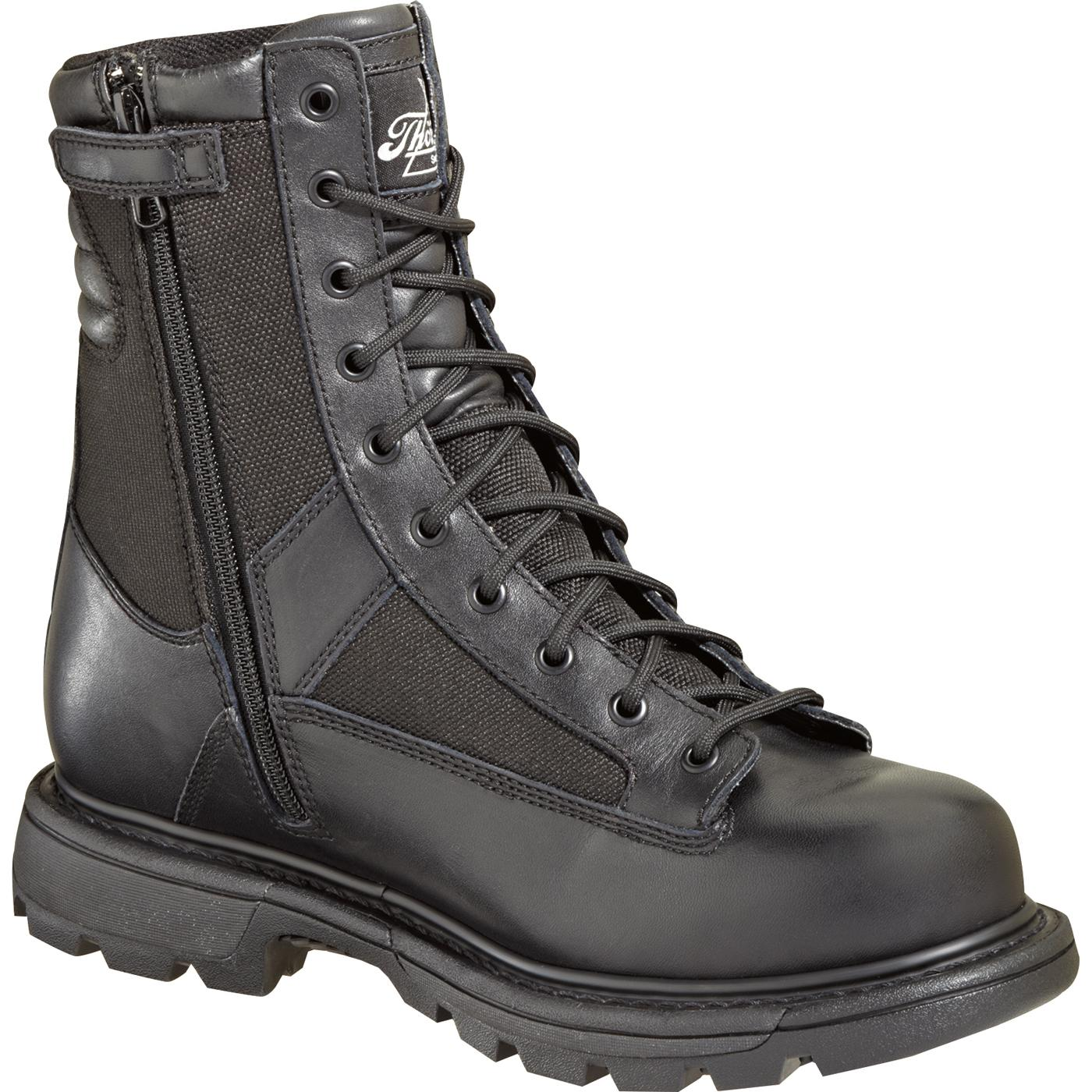 Thorogood Trooper Side Zipper Duty Work Boot 834 7991