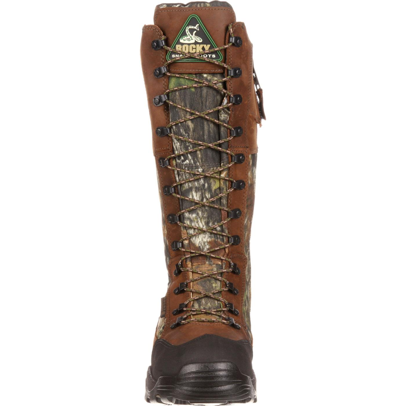 Waterproof Side Zip Snake Boot Rocky Classic Lynx Fq0007534