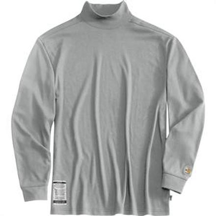 Carhartt Flame Resistant Long Sleeve Mock Turtleneck Fk295lgy