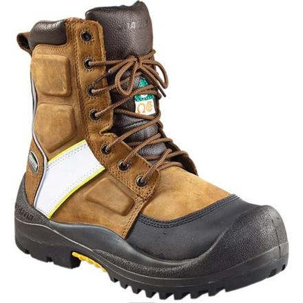 Baffin Premium Worker Hi-Viz Composite Toe CSA-Approved Puncture-Resistant Waterproof Insulated Work Boot